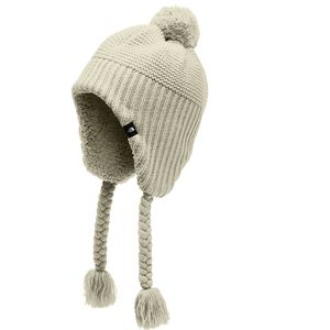 The North Face Purrl Stitch Earflap Beanie - Girls'