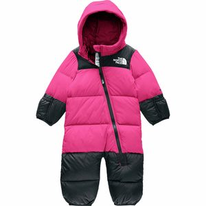 The North Face Nuptse One-Piece Bunting - Infant Girls'