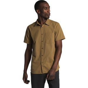 The North Face Short Sleeve Baytrail Pattern Shirt - Men's