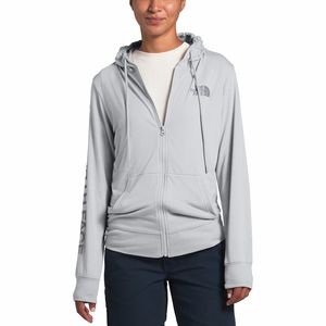 The North Face Liteweight Tri-Blend Full-Zip Hoodie - Women's