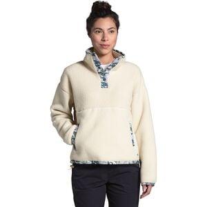 Deals on The North Face Womens Liberty Cragmont 1/4-Zip Fleece Jacket