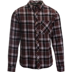 Tentree Fergus Flannel Shirt - Men's
