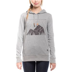Tentree Mountain Lights Pullover Hoodie - Women's