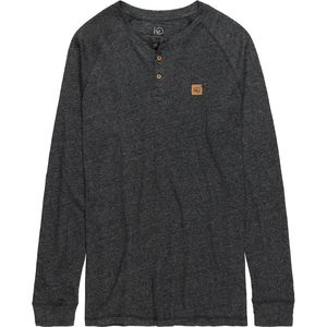 Tentree Boulder Long-Sleeve Henley Shirt - Men's