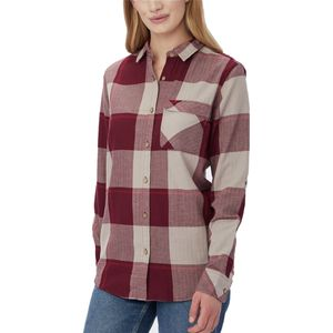 Tentree Kimberly Long-Sleeve Button Up Shirt - Women's