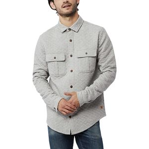Tentree Colville Long-Sleeve Button-Up Shirt - Men's