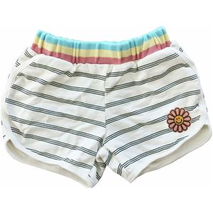 Tiny Whales Dolphin Short - Toddler Girls'