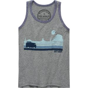 Tiny Whales Graphic Tank Top - Toddler Boys'