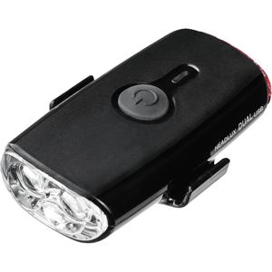 Topeak HeadLux Dual Head and Tail Light