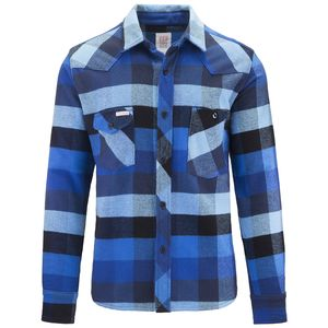 Topo Designs Plaid Flannel Work Shirt - Men's