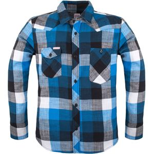 Topo Designs Plaid Flannel Work Shirt - Long-Sleeve - Men's
