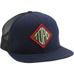 Topo Designs Diamond Snapback Hat  - Men's