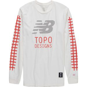 Topo Designs x New Balance Graphic LS T-Shirt - Men's