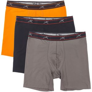 Terramar Silkskin Performance Boxer Brief - 3-Pack