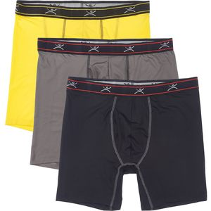 Terramar TKO Performance Boxer Brief - 3-Pack - Men's