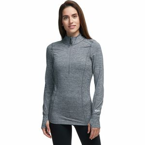 Terramar Cloud Nine 1/2 Zip Top - Women's