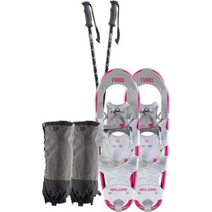 Tubbs Xplore Snowshoe Kit - Women's