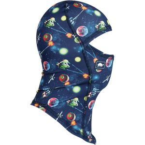 Turtle Fur Ninja Single-Sided Print Balaclava - Boys'