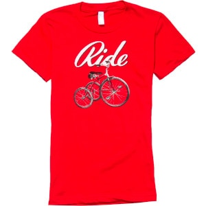 Twin Six Ride T-Shirt - Short-Sleeve - Women's