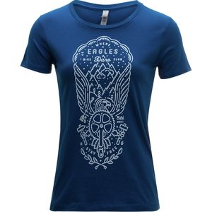 Twin Six Where Eagles Dare T-Shirt - Women's