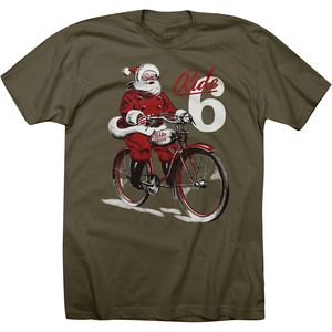 Twin Six Santa T-Shirt - Men's