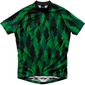 Twin Six Deep Woods Short-Sleeve Jersey - Men's