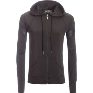 S2 Full-Zip Jacket with Mesh Panel on Arm - Women's