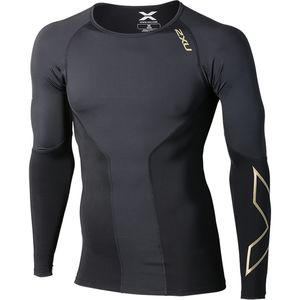 2XU Elite Long-Sleeve Compression Top - Men's