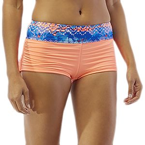 TYR Emerald Lake Active Mini Boyshort Bikini Bottom - Women's