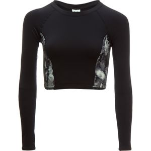 TYR Maya Crop Rashguard - Long-Sleeve - Women's
