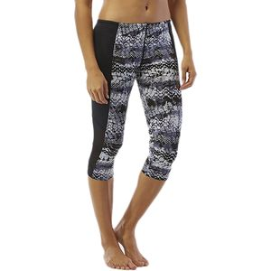 TYR Emerald Lake Splice Capri Tight - Women's