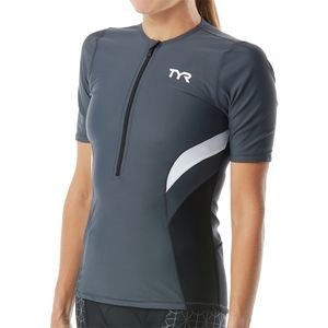 TYR Competitor Short-Sleeve Top - Women's