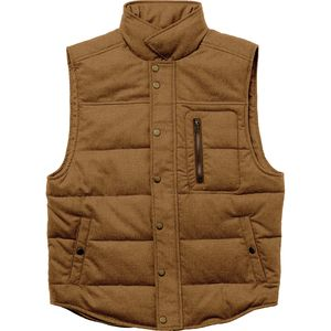 United by Blue Drummond Wool Vest - Men's