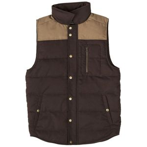 United by Blue Drummond Colorblock Wool Vest - Men's