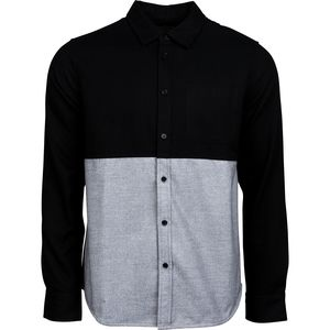 United by Blue Banff Colorblock Wool Shirt - Men's