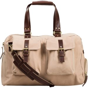 United by Blue Padauck Duffel Bag