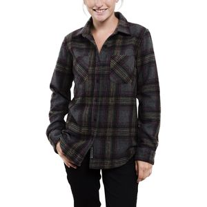 United by Blue Cayley Wool Plaid Shirt - Women's