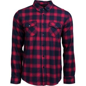 United by Blue Pinnacle Plaid Shirt - Men's