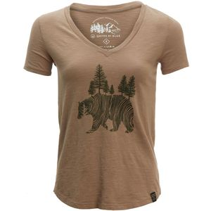 United by Blue Pine Bear T-Shirt - Women's