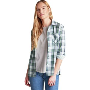 United by Blue Stargrass Relaxed Plaid Shirt - Women's