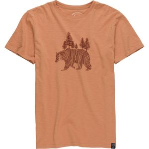 United by Blue Pine Bear T-Shirt - Men's