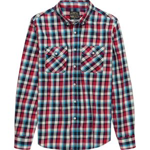United by Blue Hawkweed Plaid Shirt - Men's