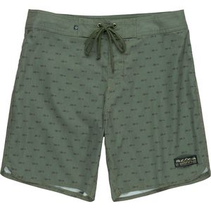 United by Blue Longbow Scallop Board Short - Men's