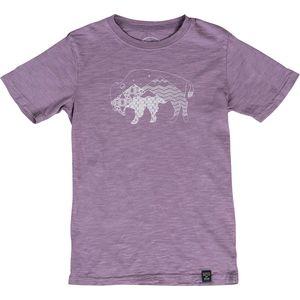 United by Blue Starry Bison Shirt - Girls'