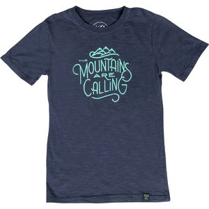 United by Blue Mountains Are Calling Shirt - Kids'