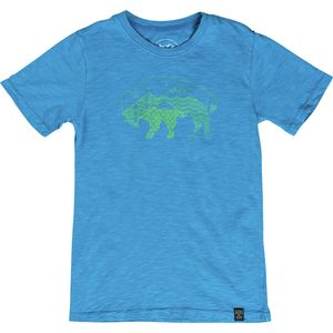 United by Blue Starry Bison Shirt - Boys'