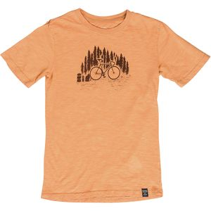 United by Blue Bike Trail Shirt - Boys'