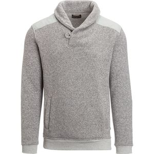 United by Blue Hawley Shawl Fleece Pullover - Men's