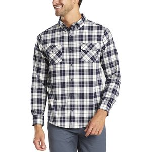 United by Blue Pickman Stretch Long-Sleeve Plaid Shirt - Men's
