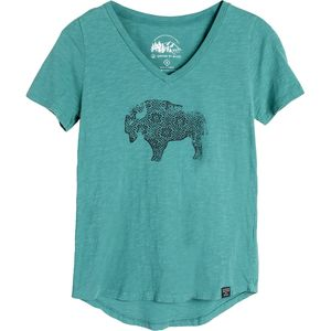 United by Blue Wild Bison T-Shirt - Women's